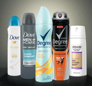 Dry Sprays